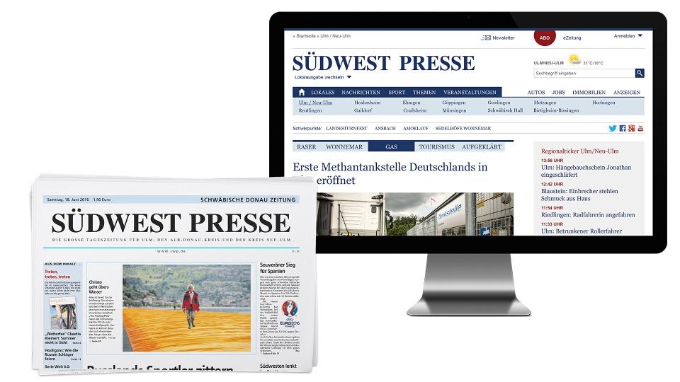 Südwest presse er sucht sie